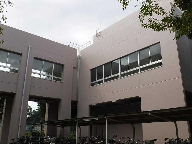 H農業高等学校屋上防水・外壁改修工事