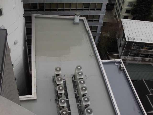 S会館外装及び屋上防水工事