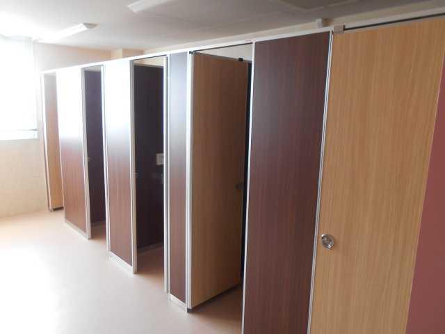 KS高等学校トイレ洋式化工事