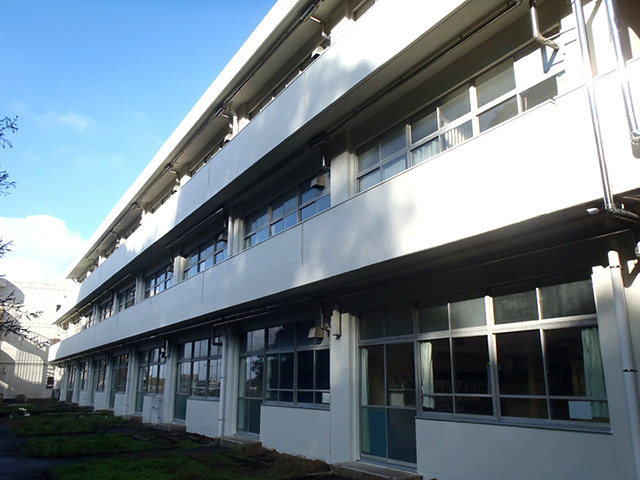 T養護学校 改修工事