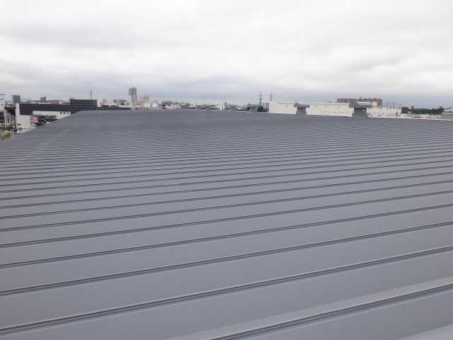 工事後:屋根塗装