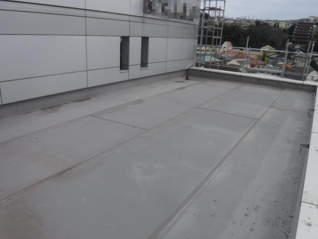 5階屋上 工事前
